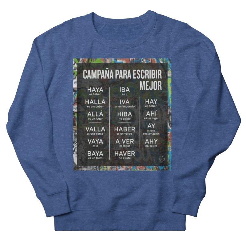 Escribir Mejor Women's Sweatshirt by TravsTs