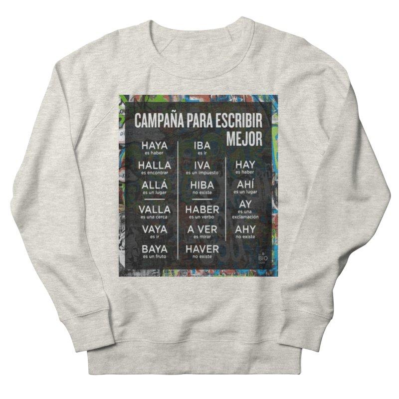 Escribir Mejor Men's Sweatshirt by TravsTs