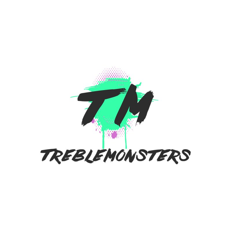 TM Sticker Accessories Sticker by Treblemonsters Shop
