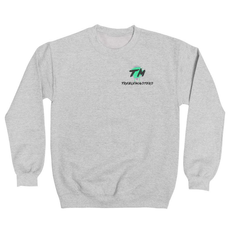 Men's Sweatshirt Men's Sweatshirt by Treblemonsters Shop
