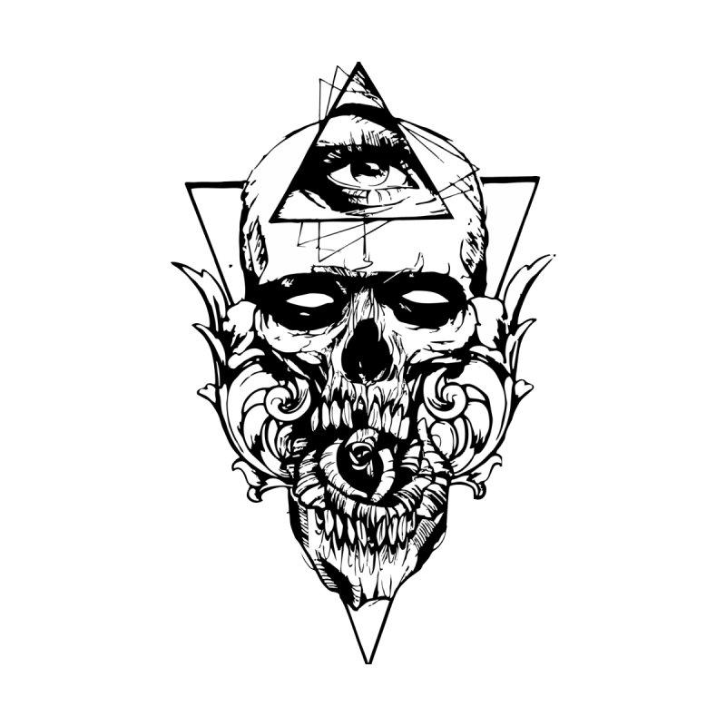 "Retro suicide skull by Trend""69 Inc"