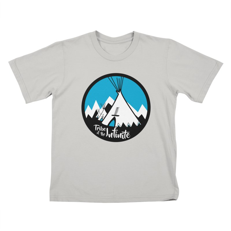 TRIBE LOGO Kids T-Shirt by Tribe of the Infinite