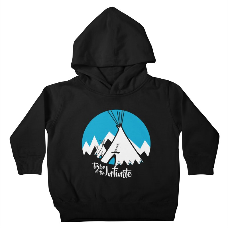 TRIBE LOGO Kids Toddler Pullover Hoody by Tribe of the Infinite
