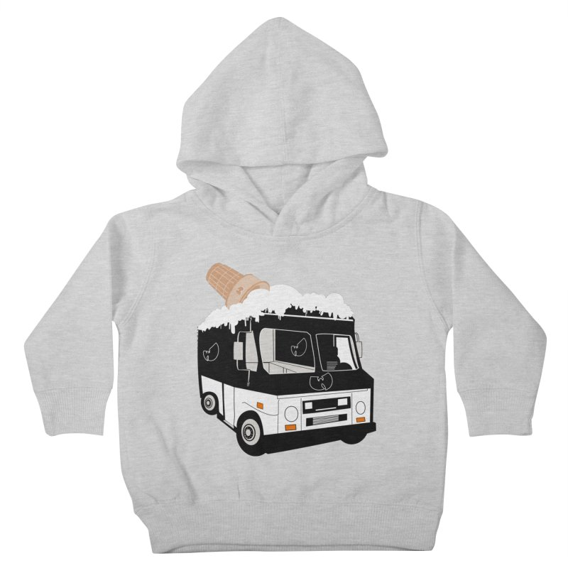 ICE CREAM Kids Toddler Pullover Hoody by Tribe of the Infinite