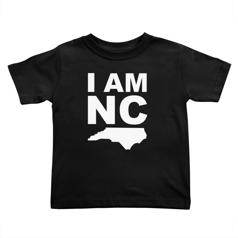 I AM NC Kids Toddler T-Shirt by Tribe of the Infinite