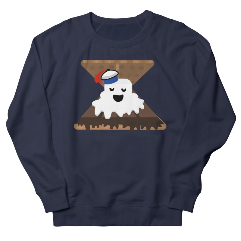 Mr. Now S'Mores Men's Sweatshirt by Tribe of the Infinite
