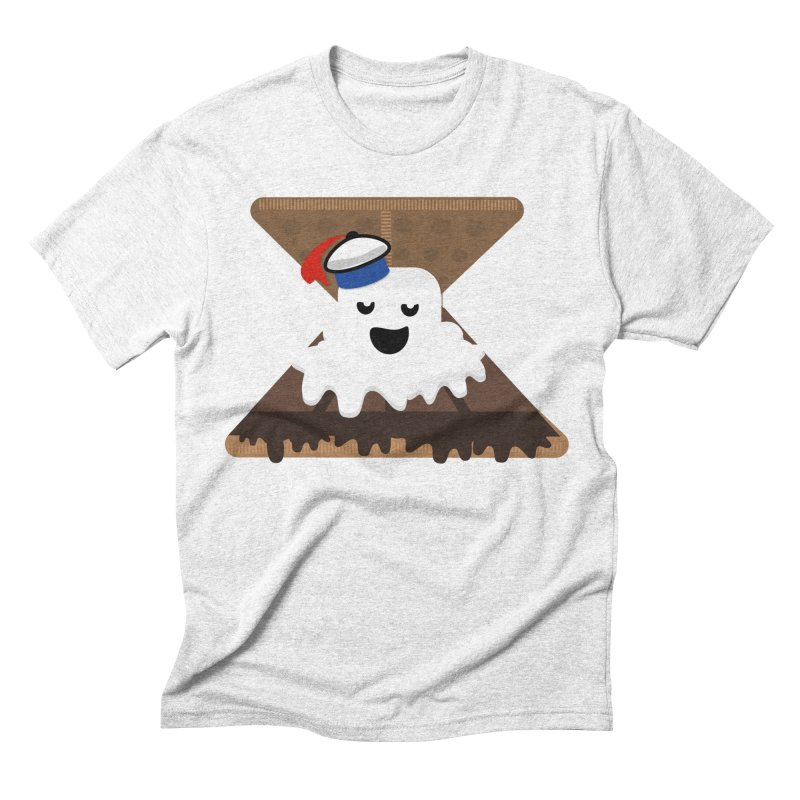 Mr. Now S'Mores Men's Triblend T-shirt by Tribe of the Infinite