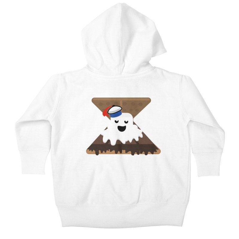 Mr. Now S'Mores Kids Baby Zip-Up Hoody by Tribe of the Infinite