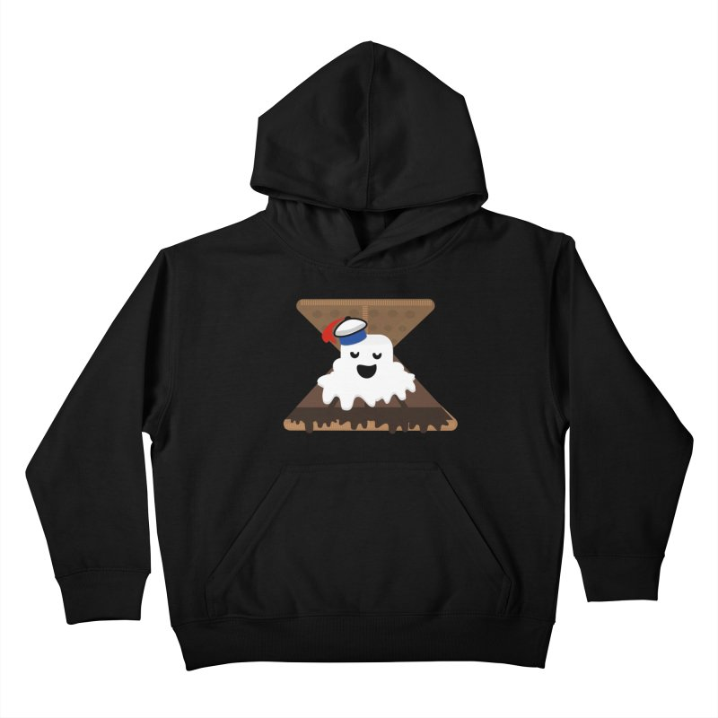 Mr. Now S'Mores Kids Pullover Hoody by Tribe of the Infinite