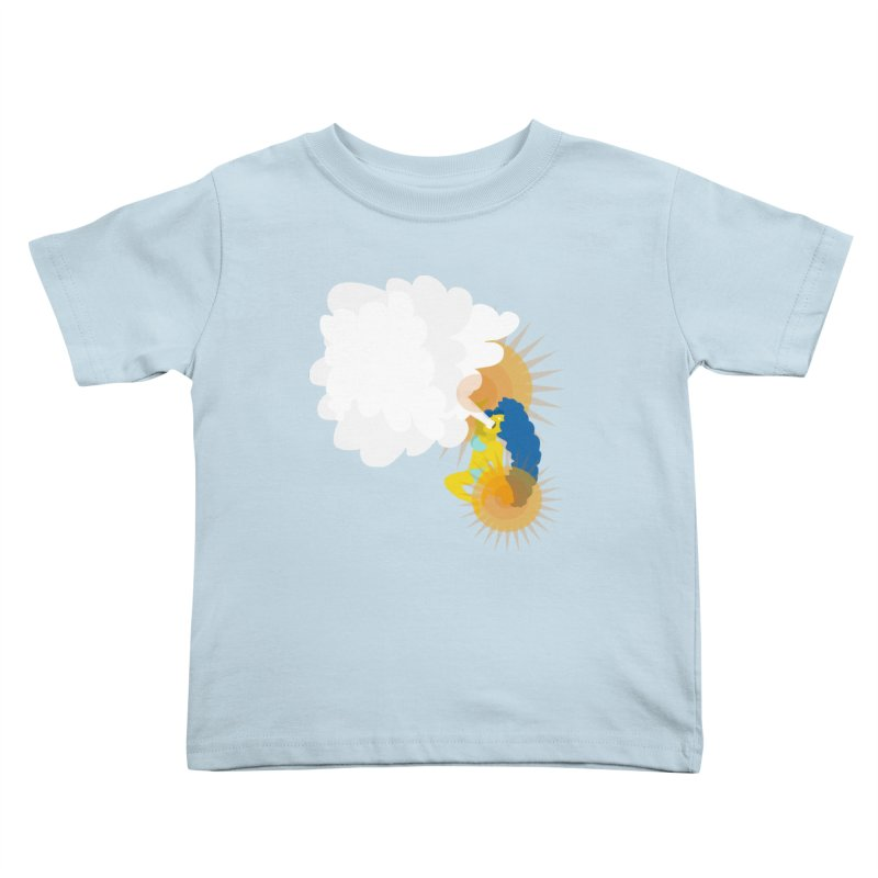 Mother of the Elements Kids Toddler T-Shirt by Tribe of the Infinite