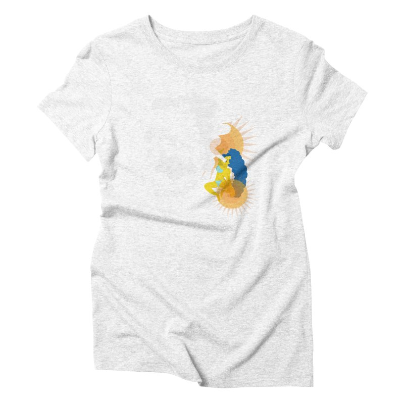 Mother of the Elements Women's Triblend T-shirt by Tribe of the Infinite