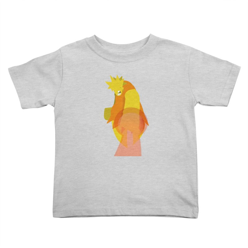 Fusion: Sisters of the Atom Kids Toddler T-Shirt by Tribe of the Infinite