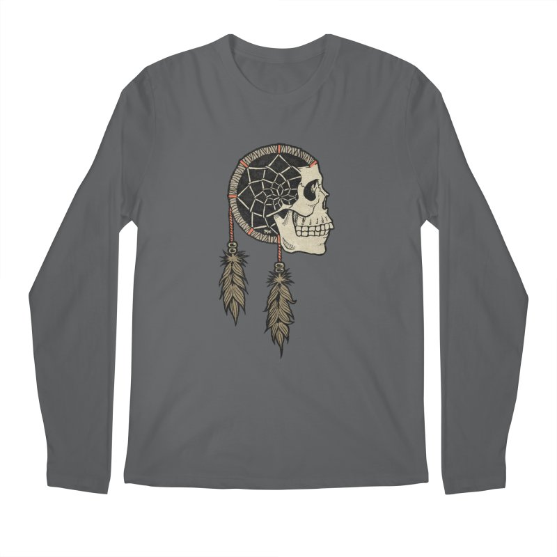 Nightmare Catcher Men's Longsleeve T-Shirt by Tripledead Shop