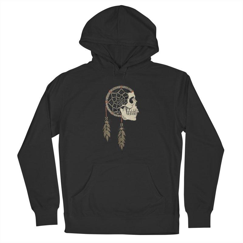 Nightmare Catcher Men's Pullover Hoody by Tripledead Shop