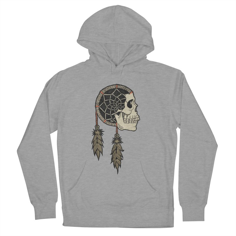 Nightmare Catcher Men's French Terry Pullover Hoody by Tripledead Shop