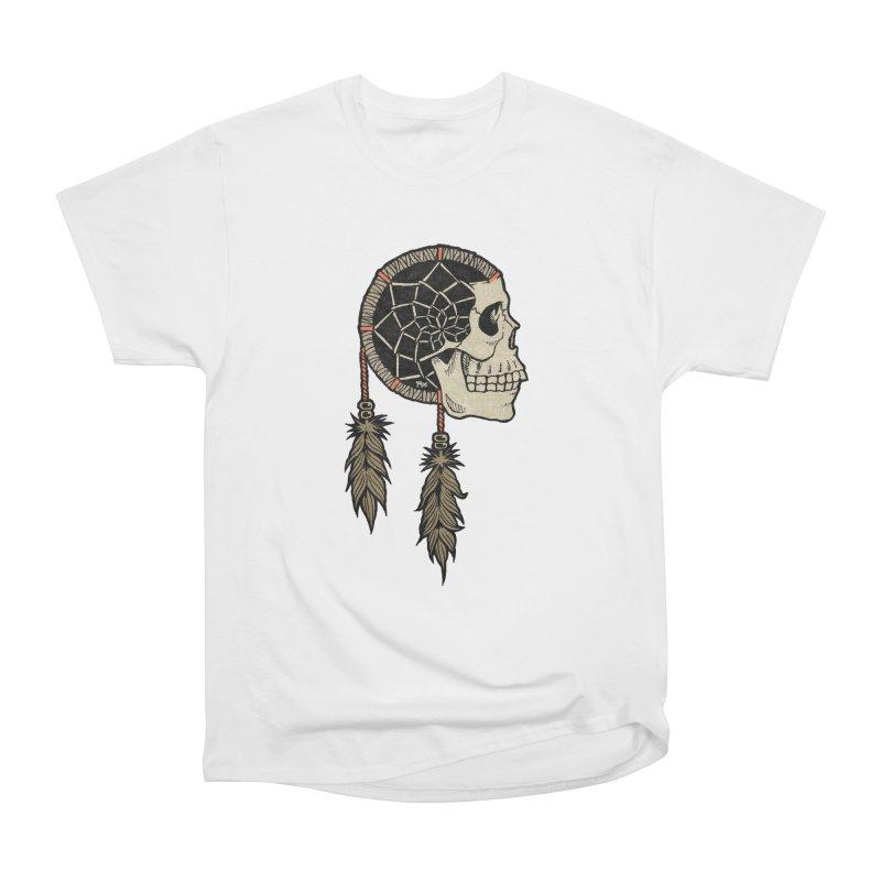Nightmare Catcher Men's Heavyweight T-Shirt by Tripledead Shop