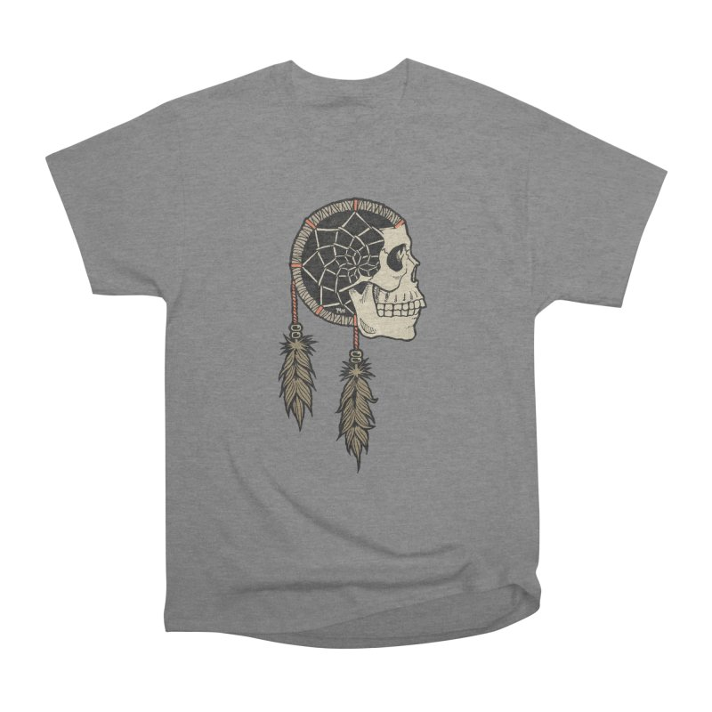 Nightmare Catcher Men's Heavyweight T-Shirt by Tripledead Shop