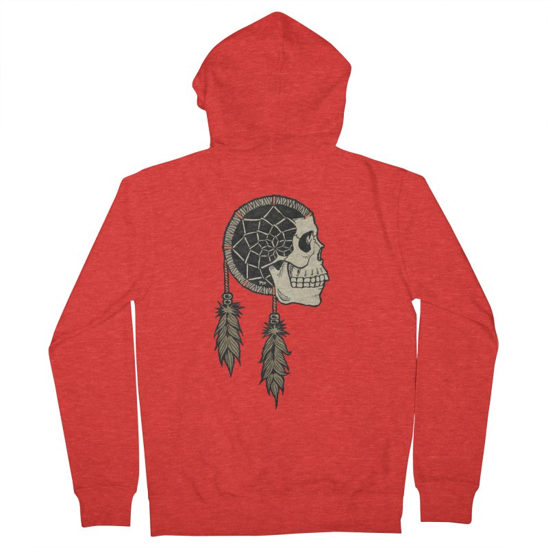 Nightmare Catcher Women's Zip-Up Hoody by Tripledead Shop