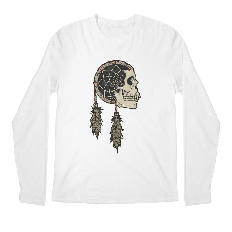 Nightmare Catcher Men's Regular Longsleeve T-Shirt by Tripledead Shop