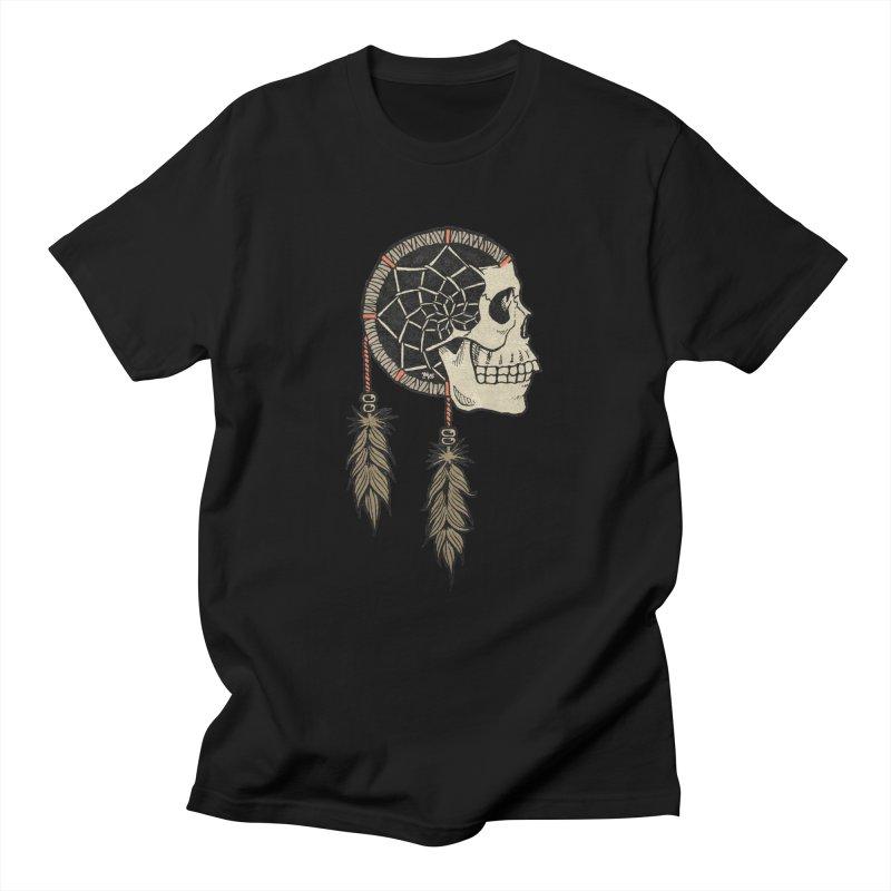 Nightmare Catcher Men's Regular T-Shirt by Tripledead Shop