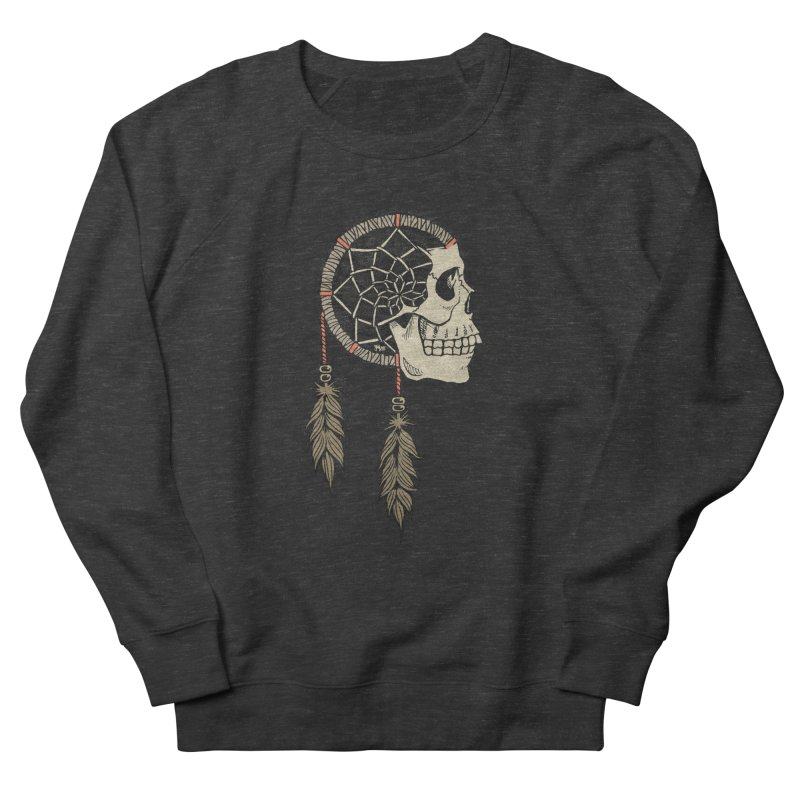 Nightmare Catcher Women's French Terry Sweatshirt by Tripledead Shop