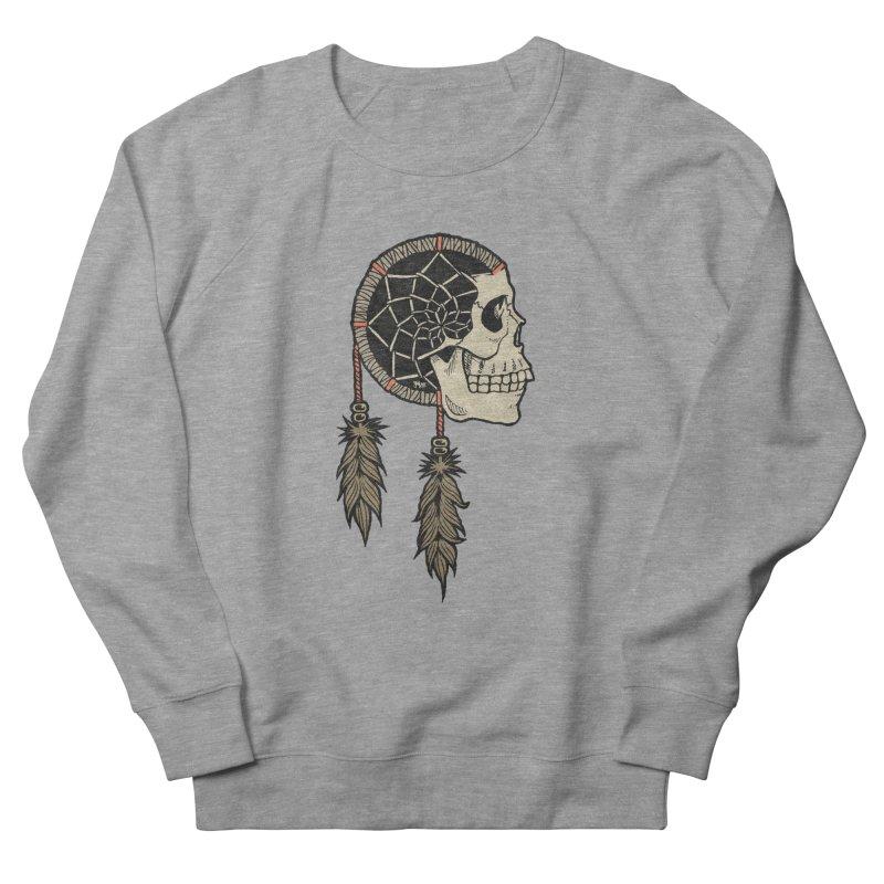 Nightmare Catcher Women's French Terry Sweatshirt by Tripledead Shop