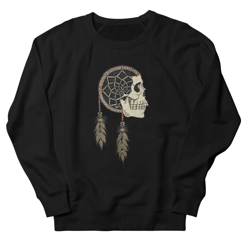 Nightmare Catcher Men's French Terry Sweatshirt by Tripledead Shop