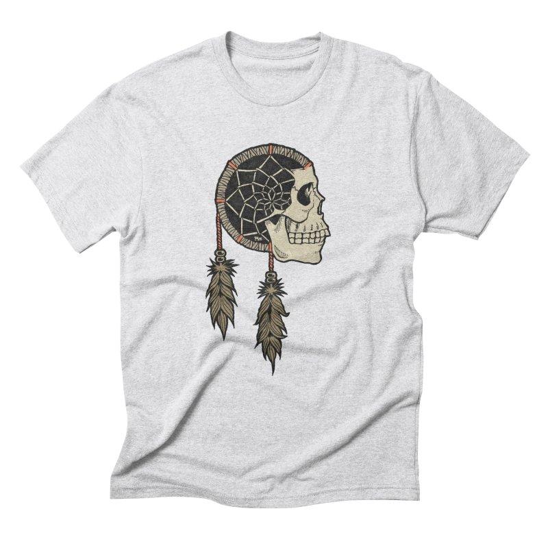 Nightmare Catcher Men's Triblend T-Shirt by Tripledead Shop