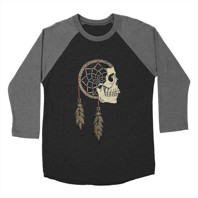 Nightmare Catcher Men's Baseball Triblend Longsleeve T-Shirt by Tripledead Shop
