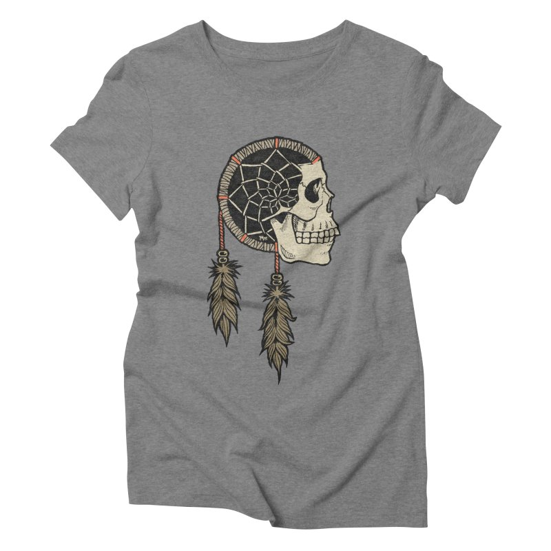 Nightmare Catcher Women's Triblend T-Shirt by Tripledead Shop