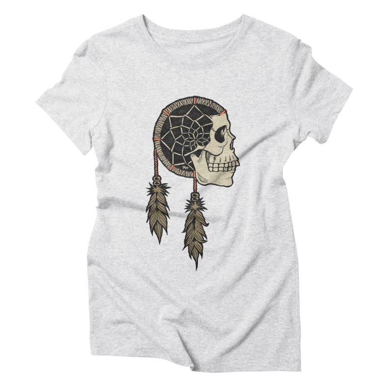 Nightmare Catcher Women's Triblend T-Shirt by Tripledead Shop
