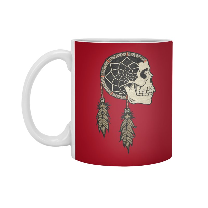 Nightmare Catcher Accessories Standard Mug by Tripledead Shop