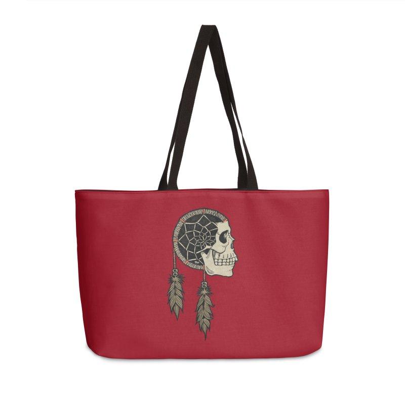 Nightmare Catcher Accessories Weekender Bag Bag by Tripledead Shop