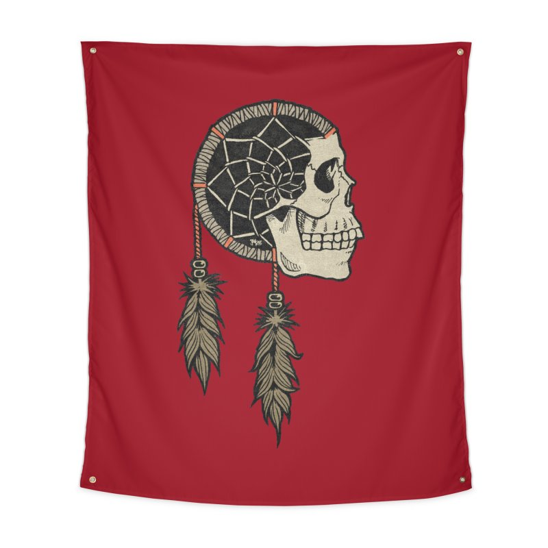 Nightmare Catcher Home Tapestry by Tripledead Shop