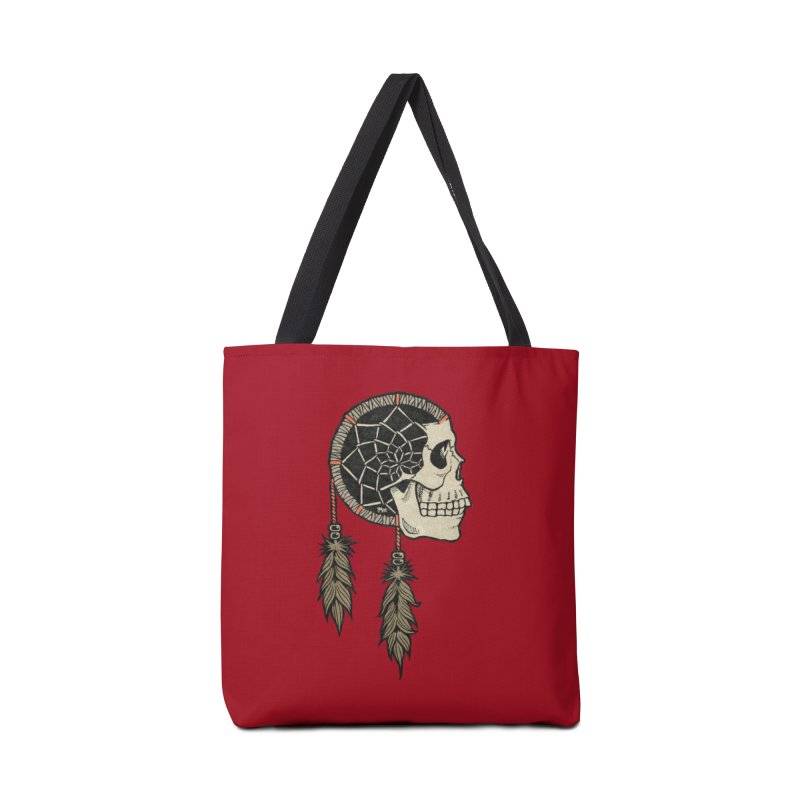 Nightmare Catcher Accessories Bag by Tripledead Shop