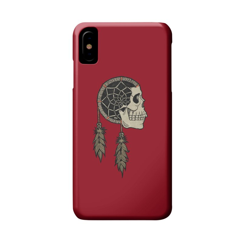 Nightmare Catcher Accessories Phone Case by Tripledead Shop