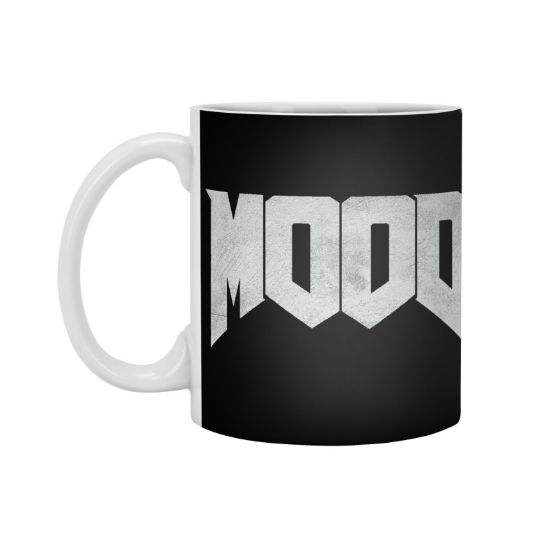 MOOD Accessories Standard Mug by Tripledead Shop