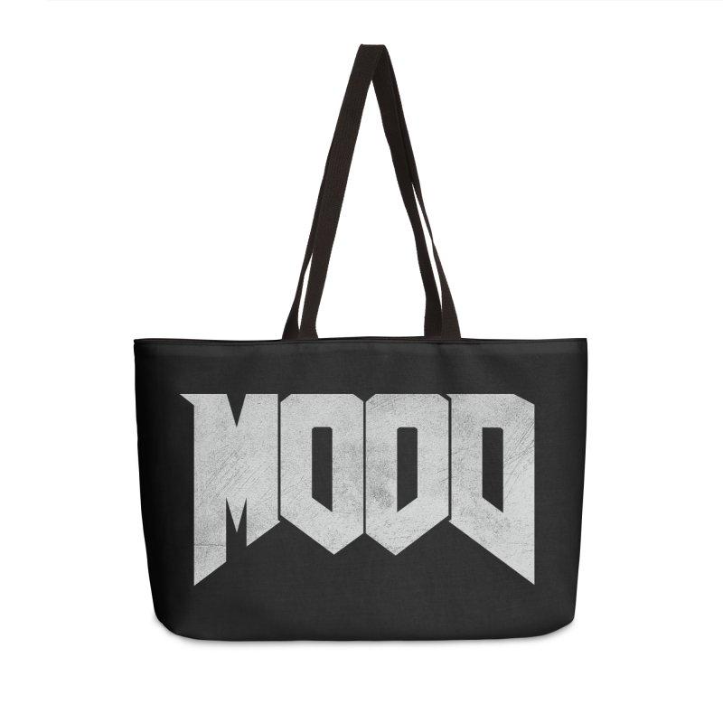MOOD Accessories Weekender Bag Bag by Tripledead Shop