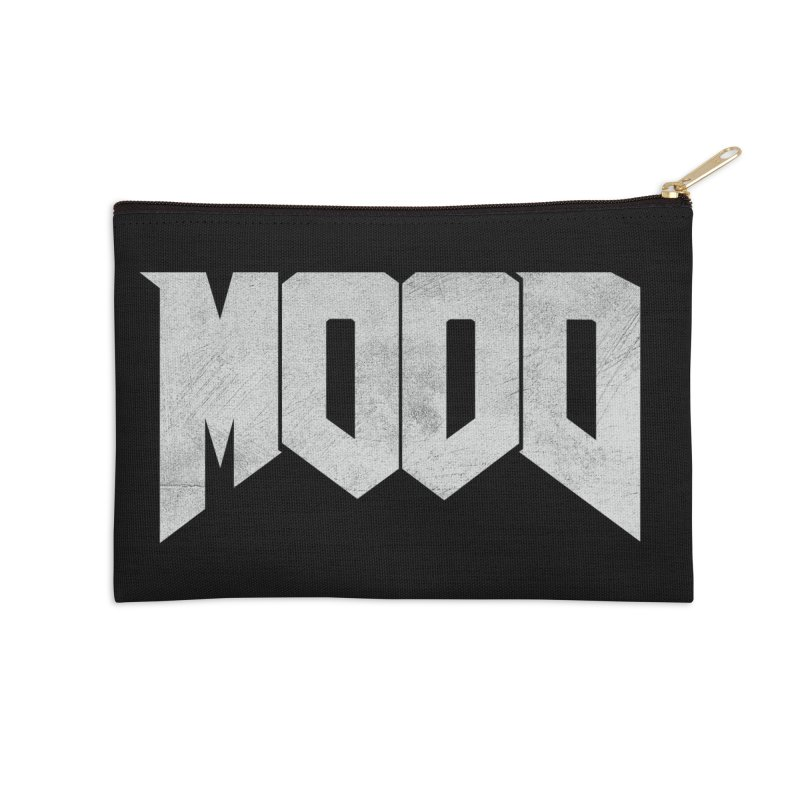 MOOD Accessories Zip Pouch by Tripledead Shop