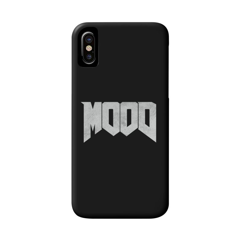 MOOD Accessories Phone Case by Tripledead Shop
