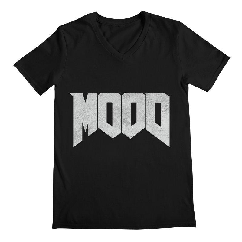 MOOD Men's V-Neck by Tripledead Shop