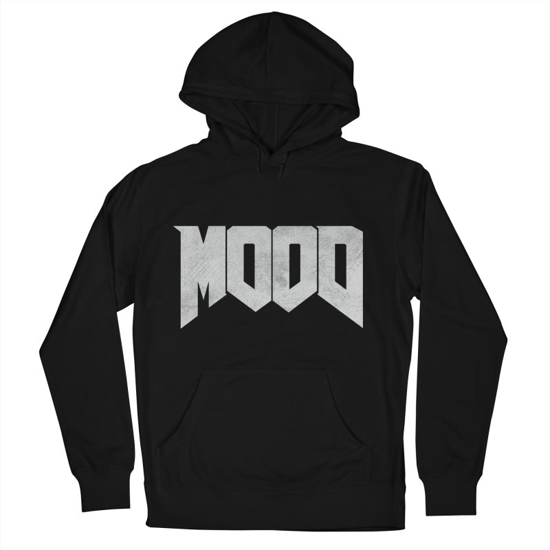 MOOD Women's French Terry Pullover Hoody by Tripledead Shop