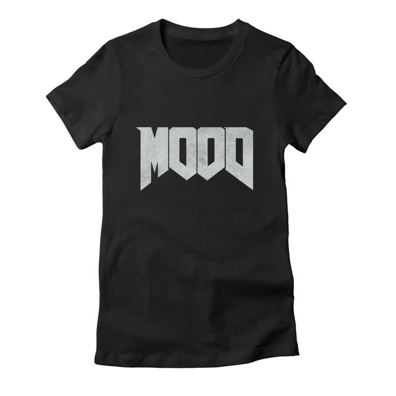 MOOD Women's T-Shirt by Tripledead Shop