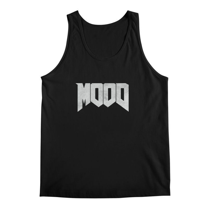 MOOD Men's Regular Tank by Tripledead Shop
