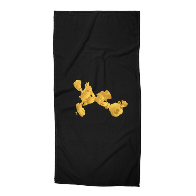 Air McDuck Accessories Beach Towel by Tripledead Shop