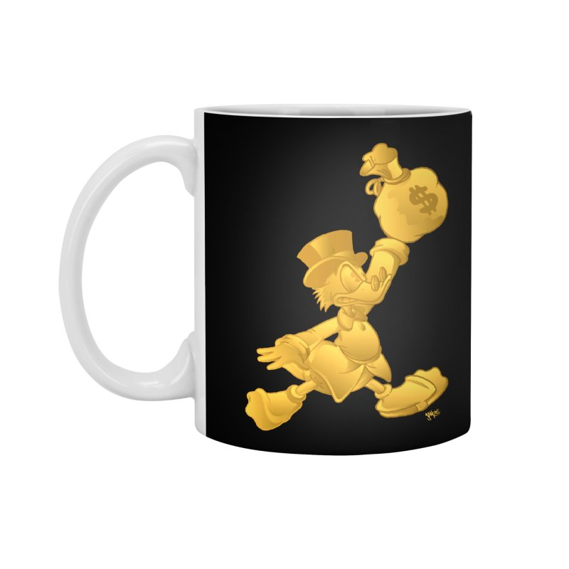 Air McDuck Accessories Standard Mug by Tripledead Shop