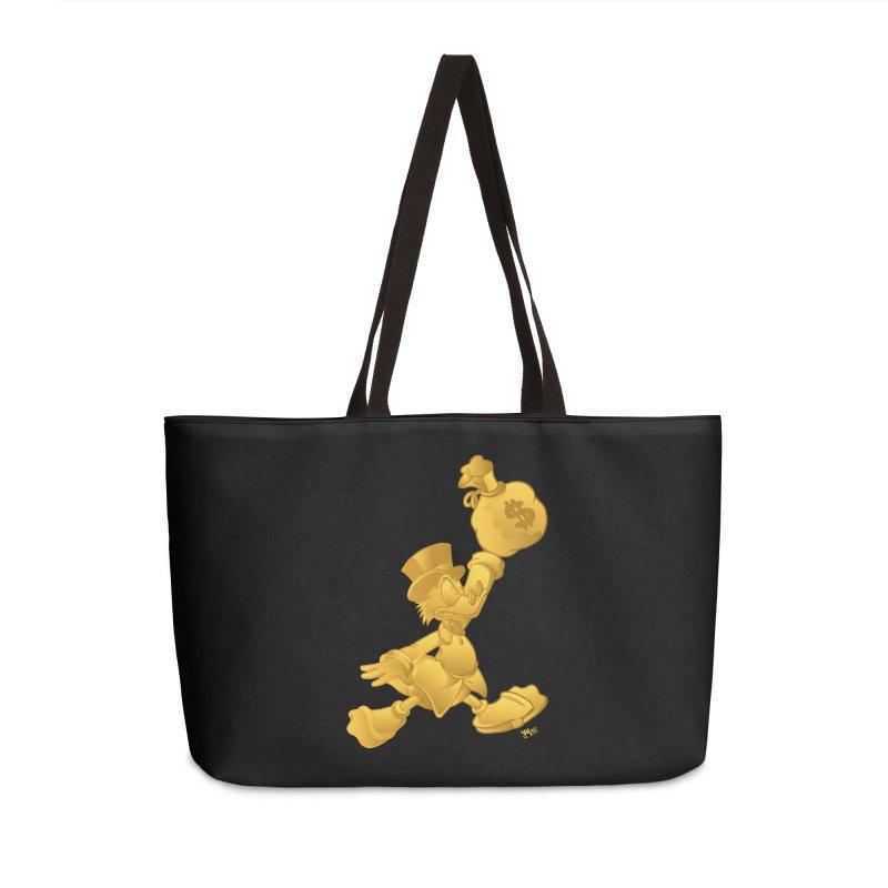 Air McDuck Accessories Weekender Bag Bag by Tripledead Shop