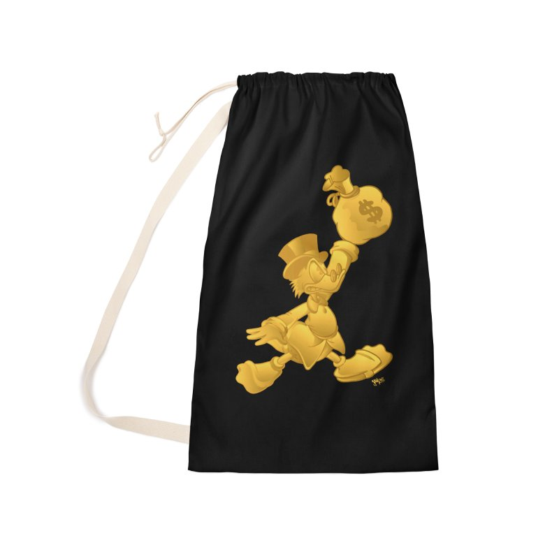 Air McDuck Accessories Laundry Bag Bag by Tripledead Shop