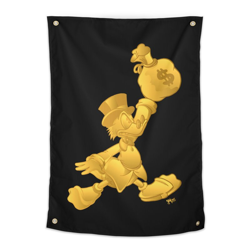 Air McDuck Home Tapestry by Tripledead Shop