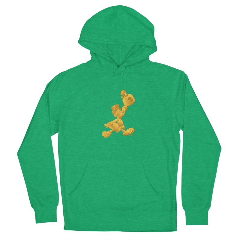 Air McDuck Men's Pullover Hoody by Tripledead Shop